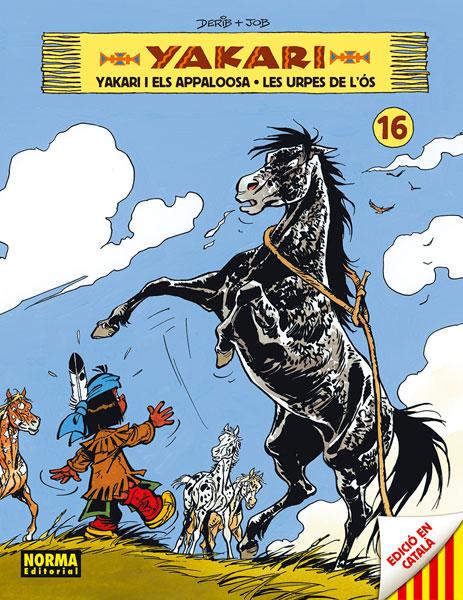 YAKARI VOL. 16 (català)