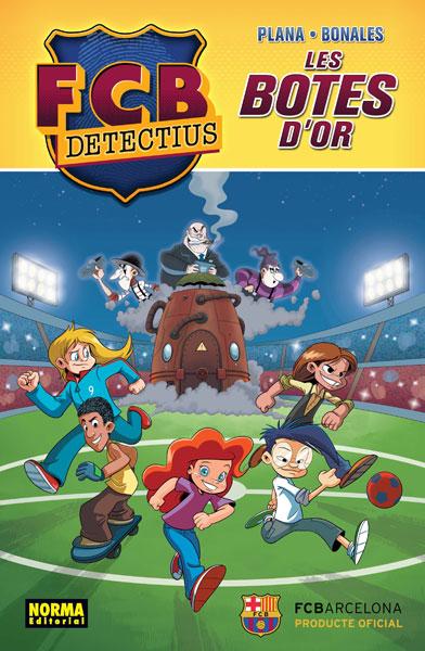 FCB Detectius. Les botes d´or (Català)