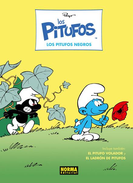 LOS PITUFOS 01. LOS PITUFOS NEGROS