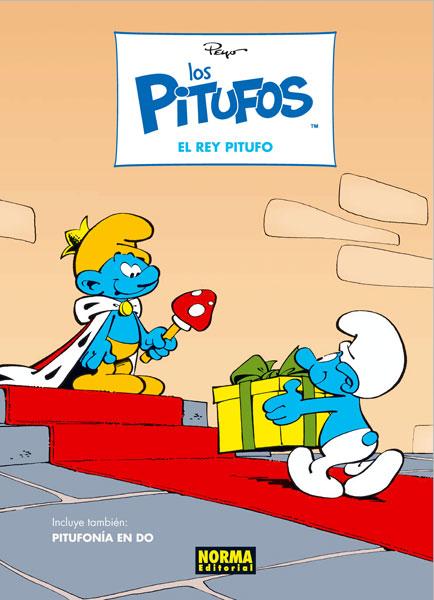 LOS PITUFOS 03. EL REY PITUFO