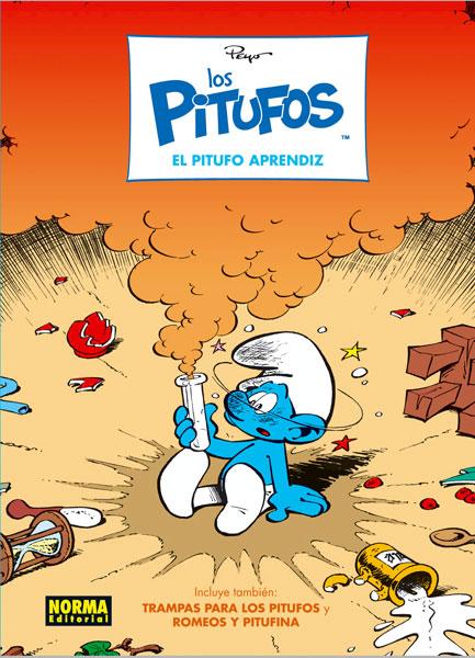 LOS PITUFOS 08. EL PITUFO APRENDIZ