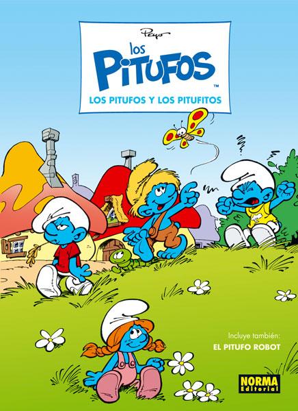 LOS PITUFOS 14. LOS PITUFOS Y LOS PITUFITOS