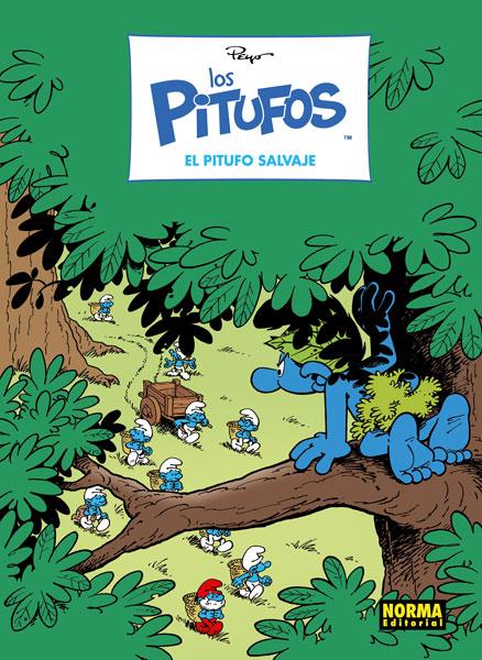 LOS PITUFOS 20. EL PITUFO SALVAJE