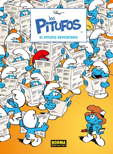 LOS PITUFOS 23. EL PITUFO REPORTERO