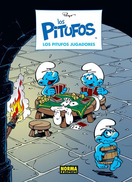 LOS PITUFOS 24. LOS PITUFOS JUGADORES