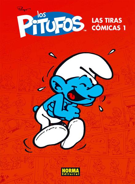 LOS PITUFOS: LAS TIRAS CÓMICAS 01