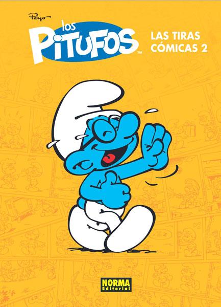 LOS PITUFOS: LAS TIRAS CÓMICAS 02