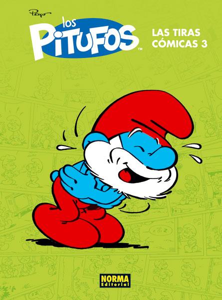 LOS PITUFOS: LAS TIRAS CÓMICAS 03
