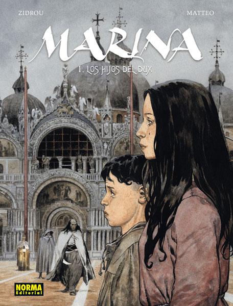 MARINA 1. Los hijos del Dux