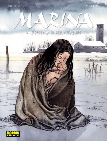 MARINA 2. LA PROFECÍA DE DANTE ALIGHIERI