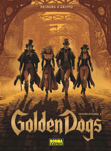 GOLDEN DOGS. EDICIÓN INTEGRAL 1