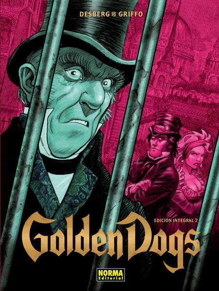 GOLDEN DOGS. EDICIÓN INTEGRAL 2