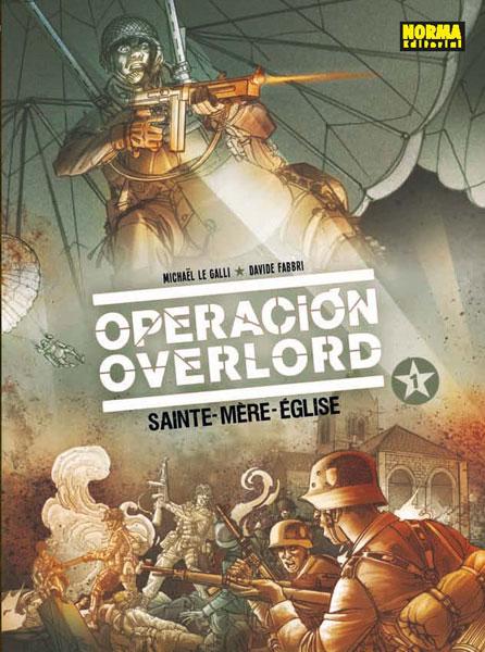 OPERACIÓN OVERLORD 1. SAINTE-MÈRE-ÉGLISE
