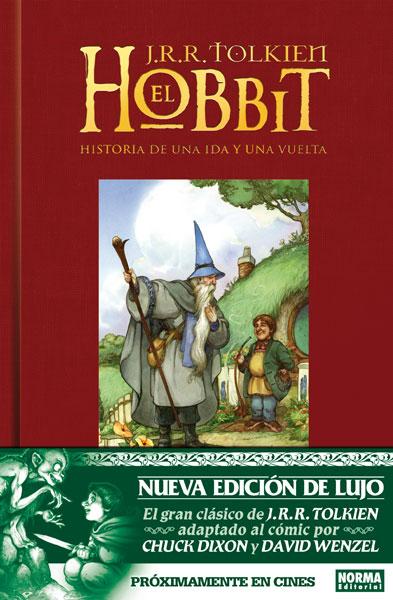 EL HOBBIT (Edición de lujo)
