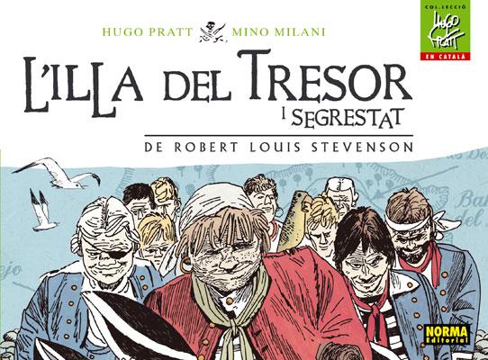 L'ILLA DEL TRESOR (català)