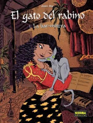 EL GATO DEL RABINO 1. LA BAR-MITZVA