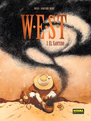 W.E.S.T 3: EL SANTERO