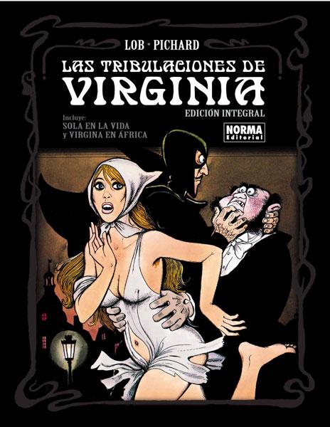 LAS TRIBULACIONES DE VIRGINIA (Ed. Integral)