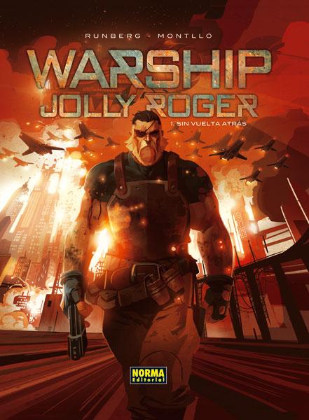 WARSHIP JOLLY ROGER 1. Sin vuelta atrás