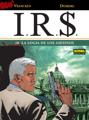 I.R.S. 10. LA LOGIA DE LOS ASESINOS