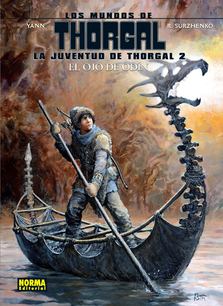 LOS MUNDOS DE THORGAL. LA JUVENTUD DE THORGA 2. El ojo de Odín