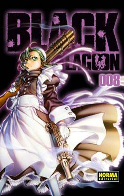 BLACK LAGOON 8