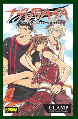 TSUBASA CARACTERE GUIDE Vol. 2