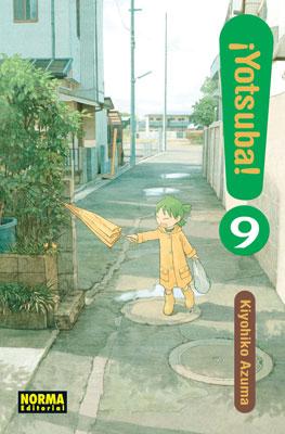 ¡YOTSUBA! 09