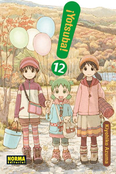 ¡YOTSUBA! 12