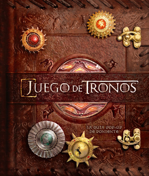 JUEGO DE TRONOS: La guía pop-up de Poniente