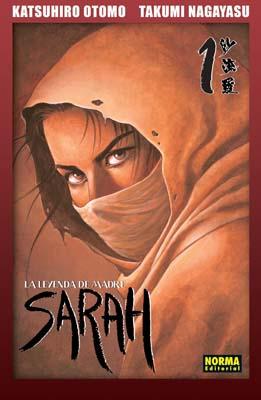 LA LEYENDA DE MADRE SARAH 1