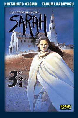 LA LEYENDA DE MADRE SARAH 3