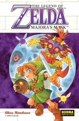 THE LEGEND OF ZELDA 03: MAJORA'S MASK