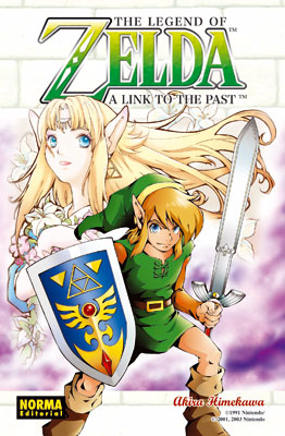 THE LEGEND OF ZELDA 04: A LINK TO THE PAST