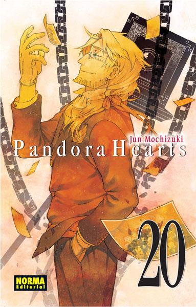 PANDORA HEARTS 20