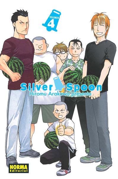 SILVER SPOON 4
