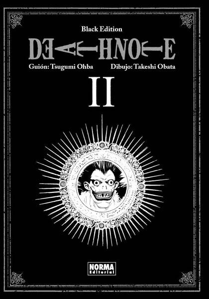 DEATH NOTE BLACK EDITION 2