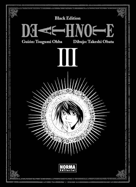 DEATH NOTE BLACK EDITION 3