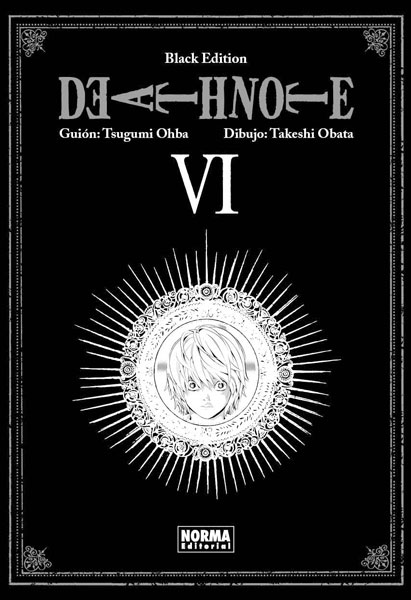 DEATH NOTE BLACK EDITION 6