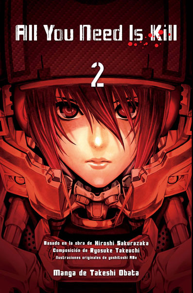 ALL YOU NEED IS KILL 2