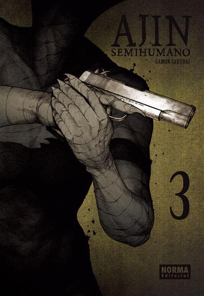 AJIN (SEMIHUMANO) 3