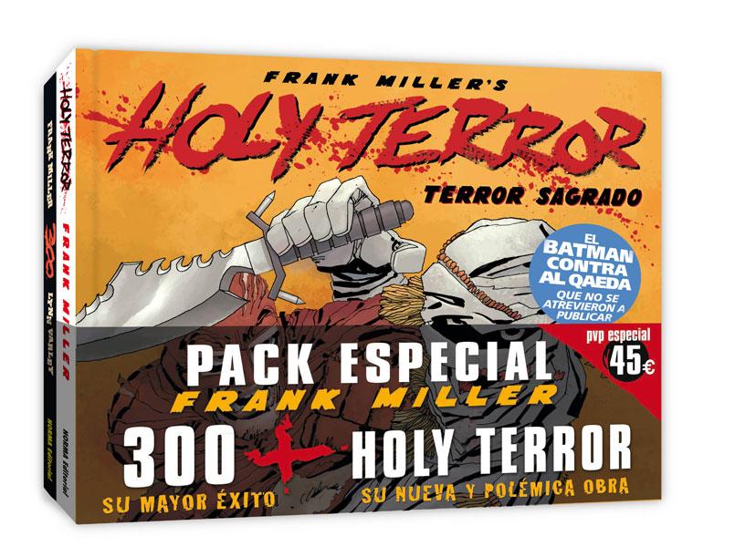 Pack HOLY TERROR + 300