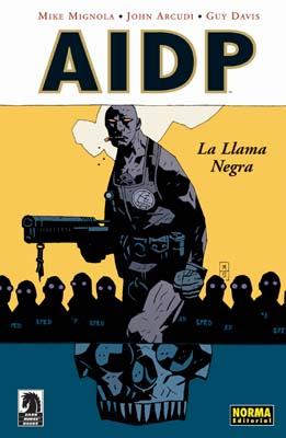 AIDP 05. LA LLAMA NEGRA