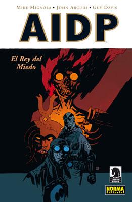 AIDP 14. EL REY DEL MIEDO