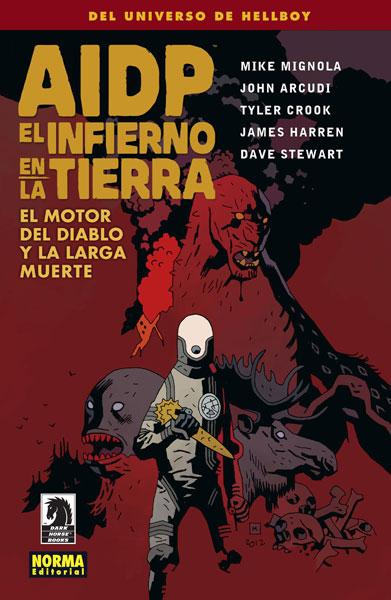 AIDP 19. EL INFIERNO EN LA TIERRA 4. EL MOTOR DEL DIABLOY LA LARGA MUERTE