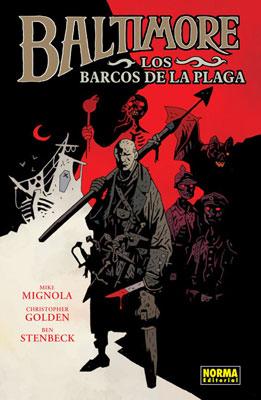 BALTIMORE 1: LOS BARCOS DE LA PLAGA