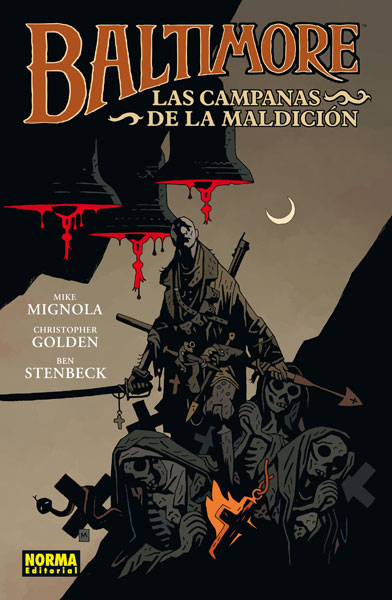 BALTIMORE 2: LAS CAMPANAS DE LA MALDICIÓN