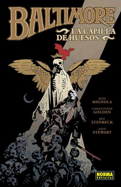 BALTIMORE 4. LA CAPILLA DE HUESOS