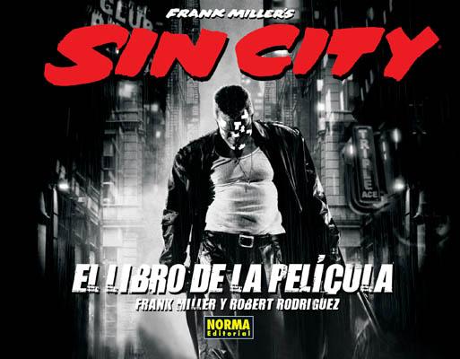 SIN CITY. EL LIBRO DE LA PELÍCULA