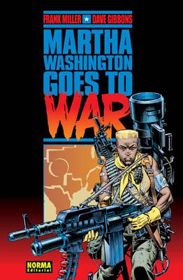 MARTHA WASHINGTON 2. GOES TO WAR